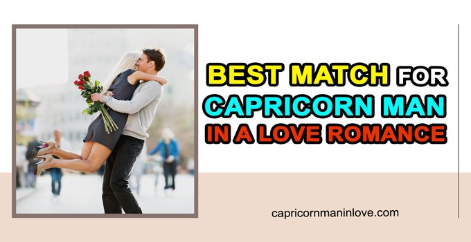 Best sign for capricorn man to marry