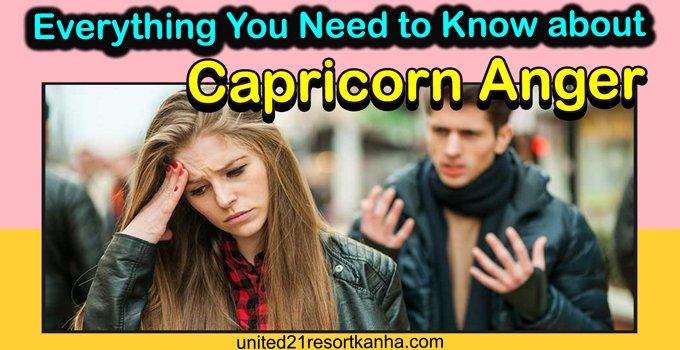 Hurt man when capricorn a is What Happens